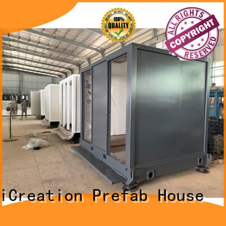 InfiCreation freight container homes supplier for office