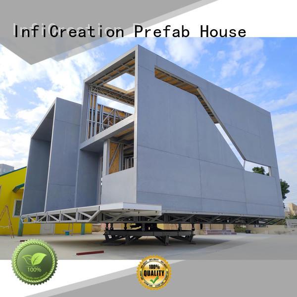 InfiCreation premade cottages designer for resorts