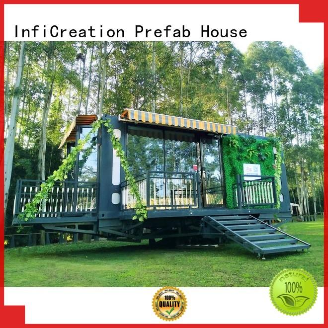 durable custom container homes supplier for booth