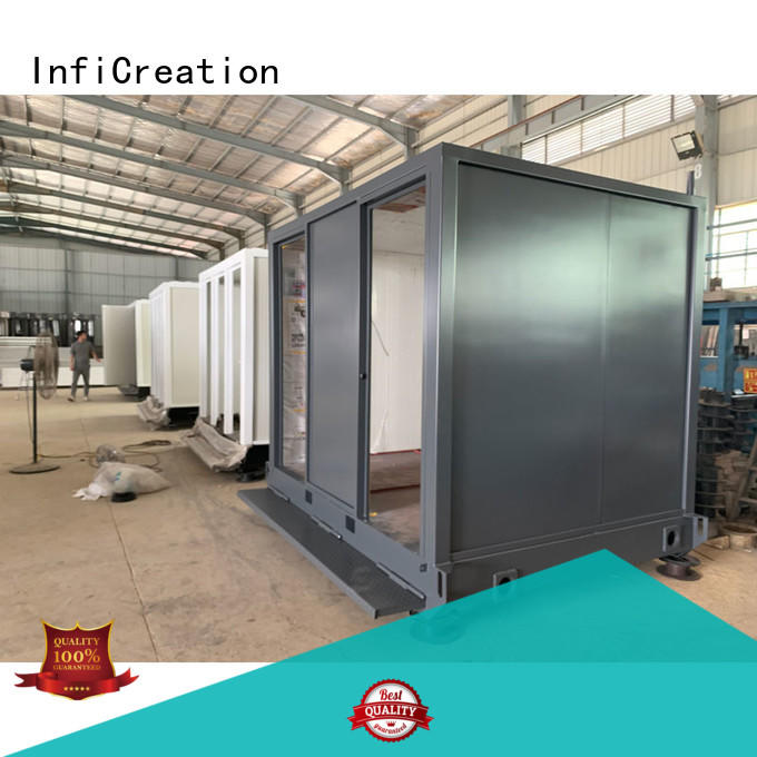 InfiCreation storage container houses supplier for accommodation