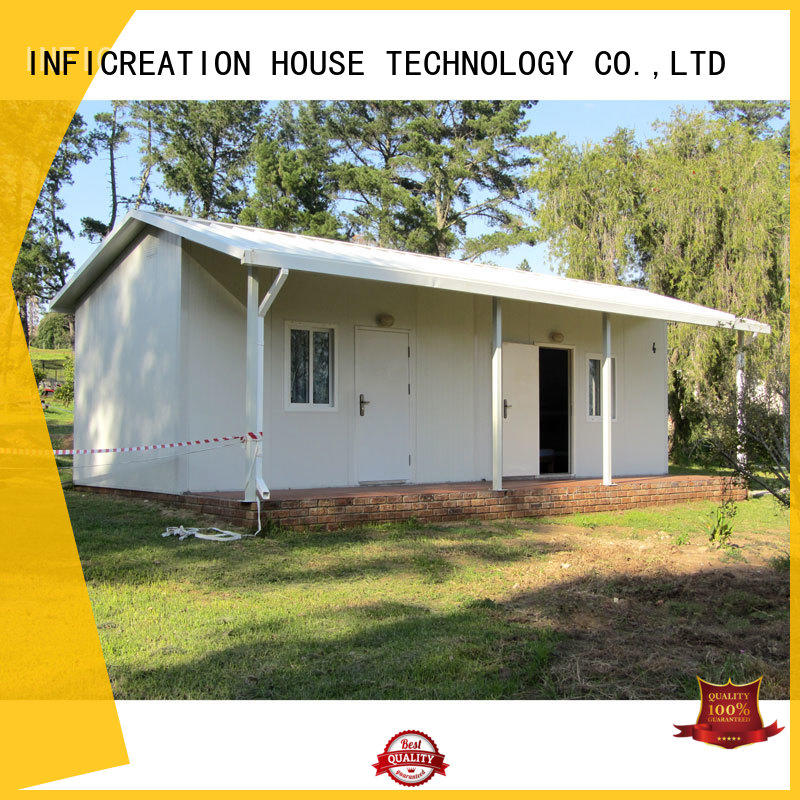 InfiCreation competitive price temporary site accommodation wholesale for office