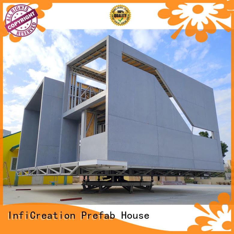 economical premade homes designer for accommodation