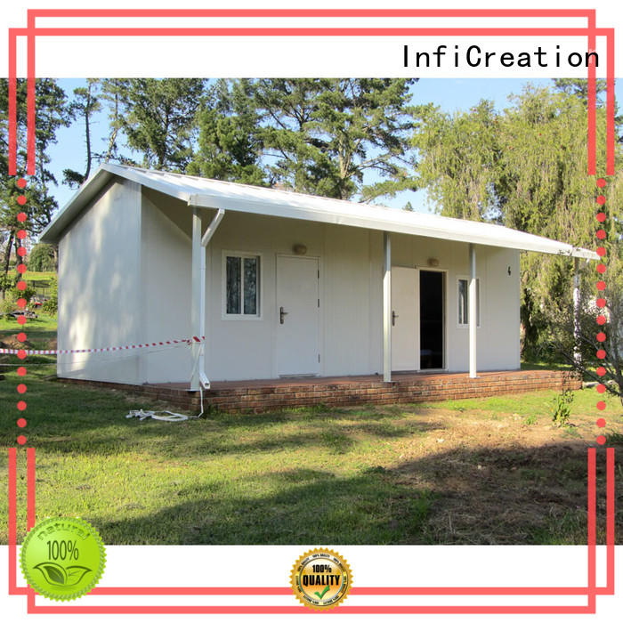 InfiCreation temporary site accommodation wholesale for shop