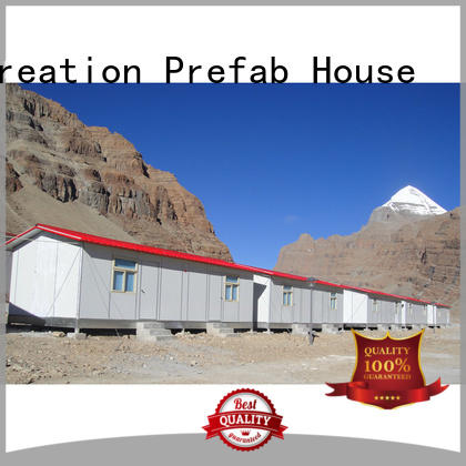 InfiCreation prefabricated k house manufacturer for bedroom