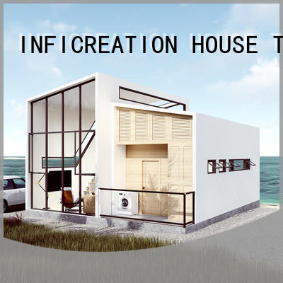 beautiful prefabricated luxury villas factory price for entertainment centers