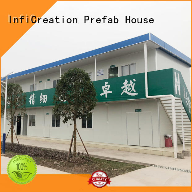 InfiCreation storage container houses directly sale for accommodation