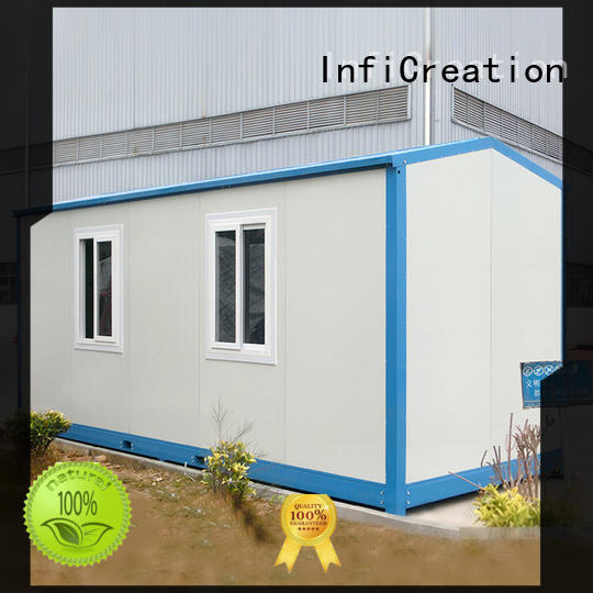 low cost freight container homes directly sale for accommodation