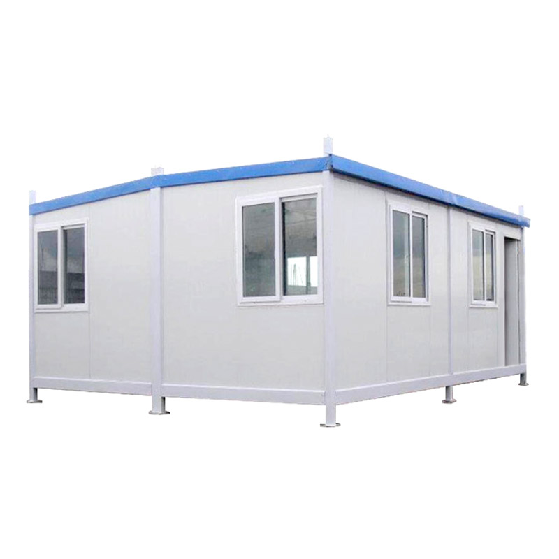 low cost prefab container house customized for accommodation-1