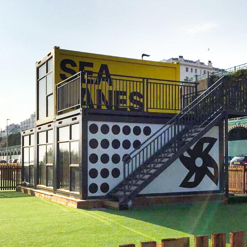 Prefab Modular Container House-CHE