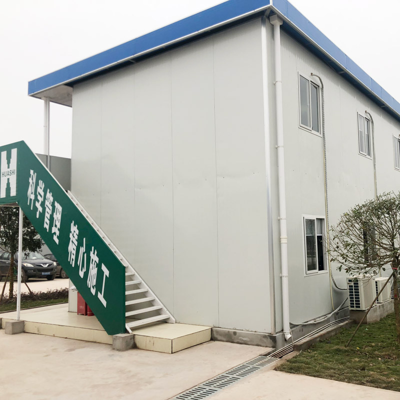 InfiCreation durable prefab container homes supplier for booth-1