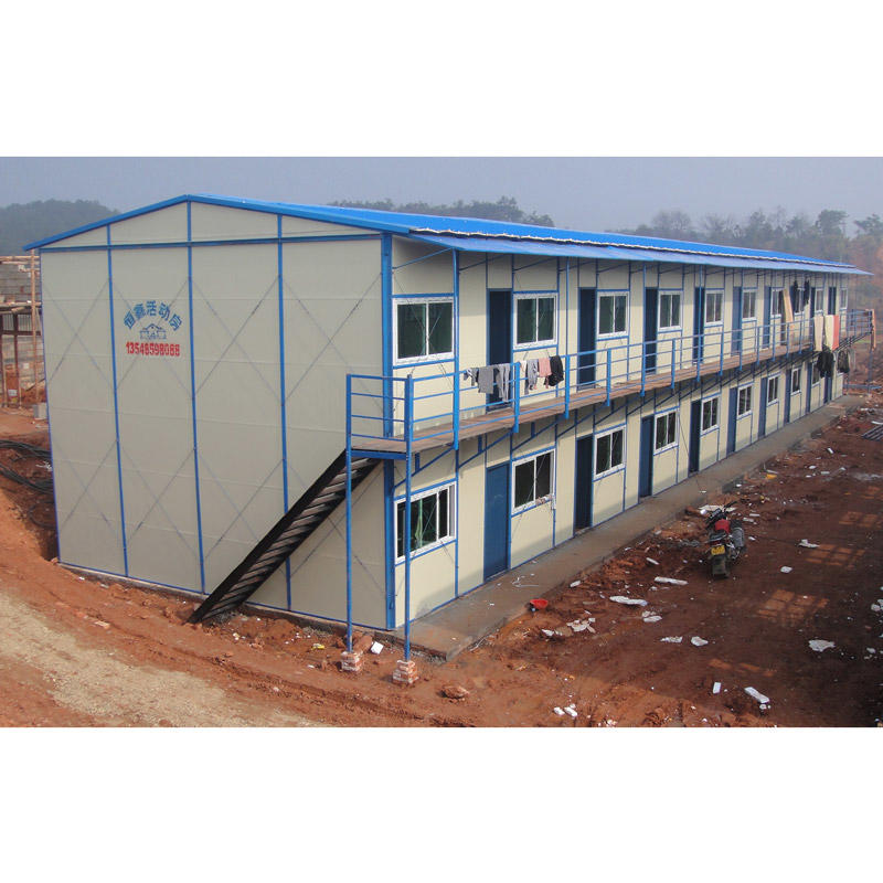 Modern 2 Storey Prefabricated Portable Modular House