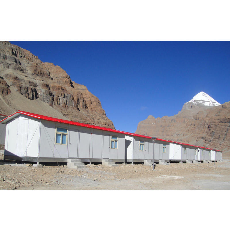 Factory Direct Supply Movable Prefabricated Houses For Office, Shop, Accommodation