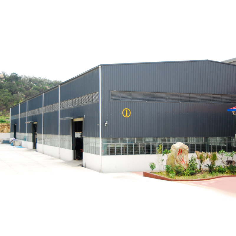 InfiCreation fast assembly prefabricated warehouse manufacturer for factory-1