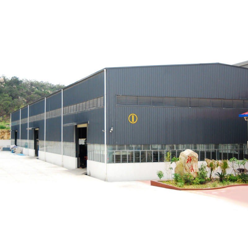 Construction Design Medium-Sized Steel Structure Prefabricated Warehouse