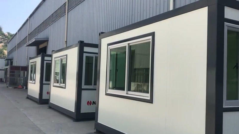 Prefab Tiny House Container