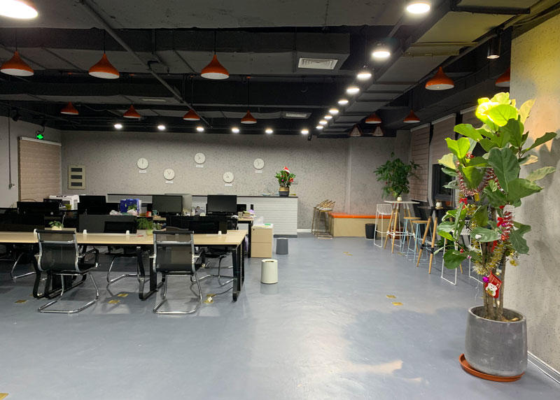 InfiCreation Quanzhou Office