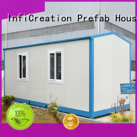 InfiCreation portable container house customized for office