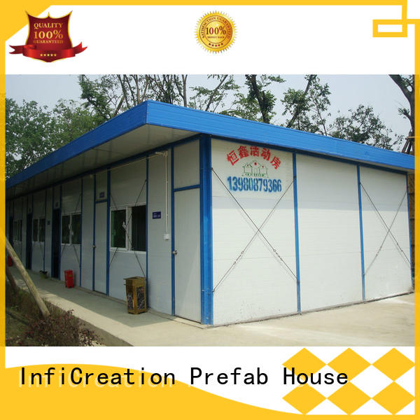 InfiCreation factory direct construction site camp wholesale for shop