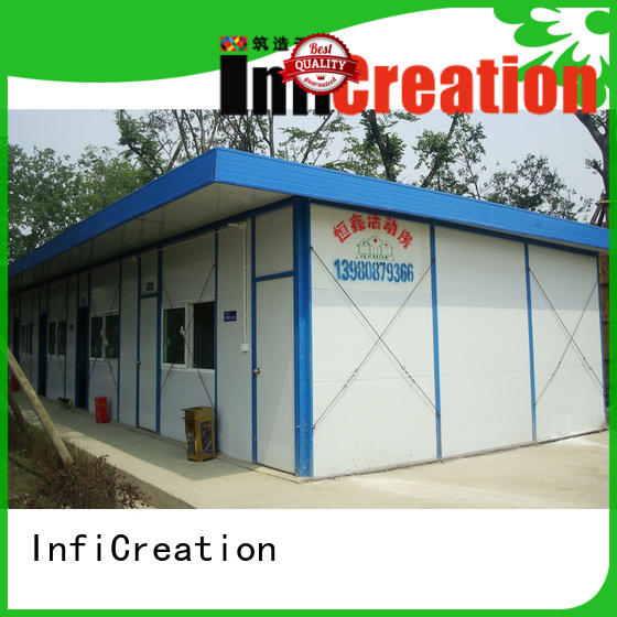 InfiCreation factory direct site accommodation units supplier for office