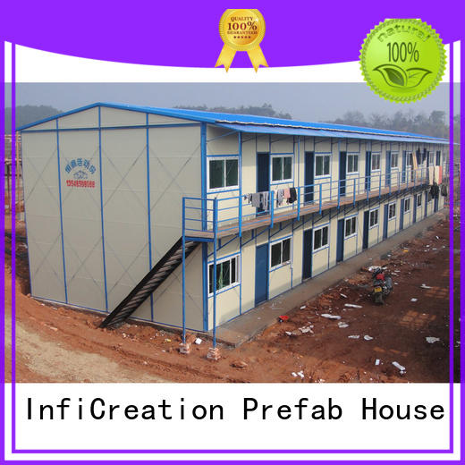 competitive price construction site camp supplier for accommodation