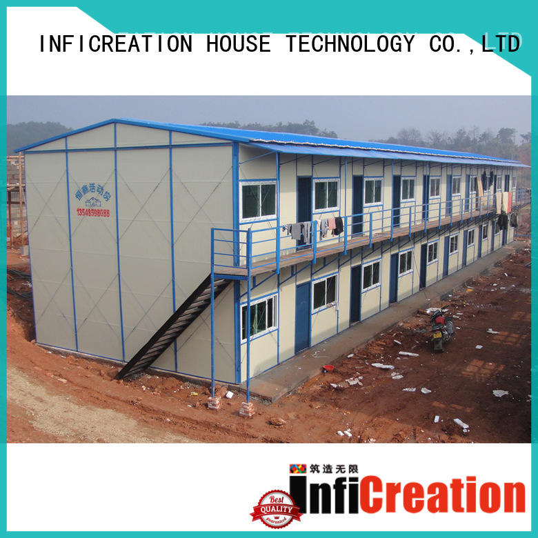 InfiCreation construction site accommodation custom for accommodation