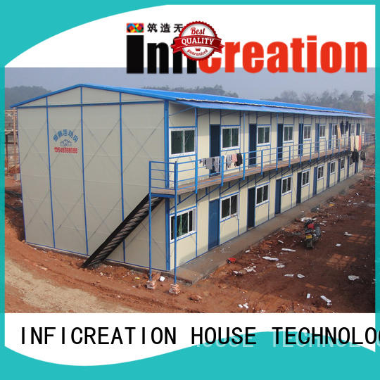 InfiCreation portable prefabricated k house wholesale for accommodation