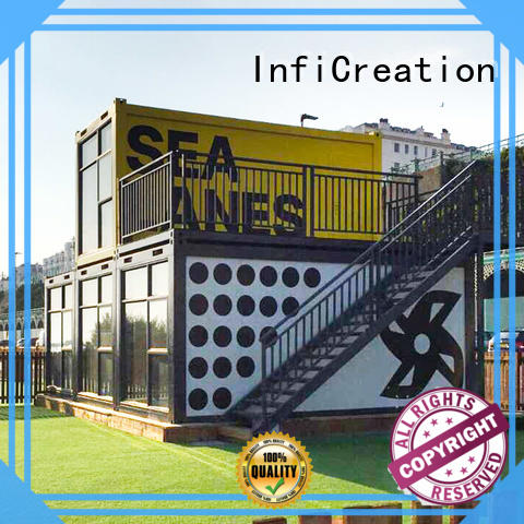 tiny storage crate homes manufacturer for carport InfiCreation