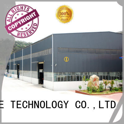 InfiCreation pre built warehouse customized for company