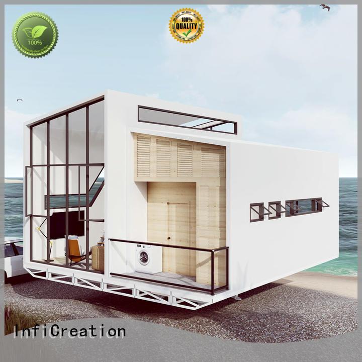 beautiful prefabricated luxury villas designer for entertainment centers