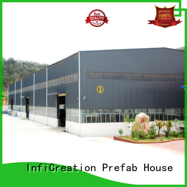 low cost prefab warehouse building factory price for company
