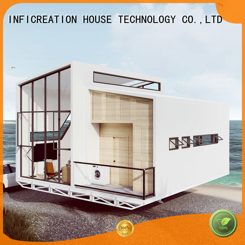economical premade homes manufacturerfor accommodation