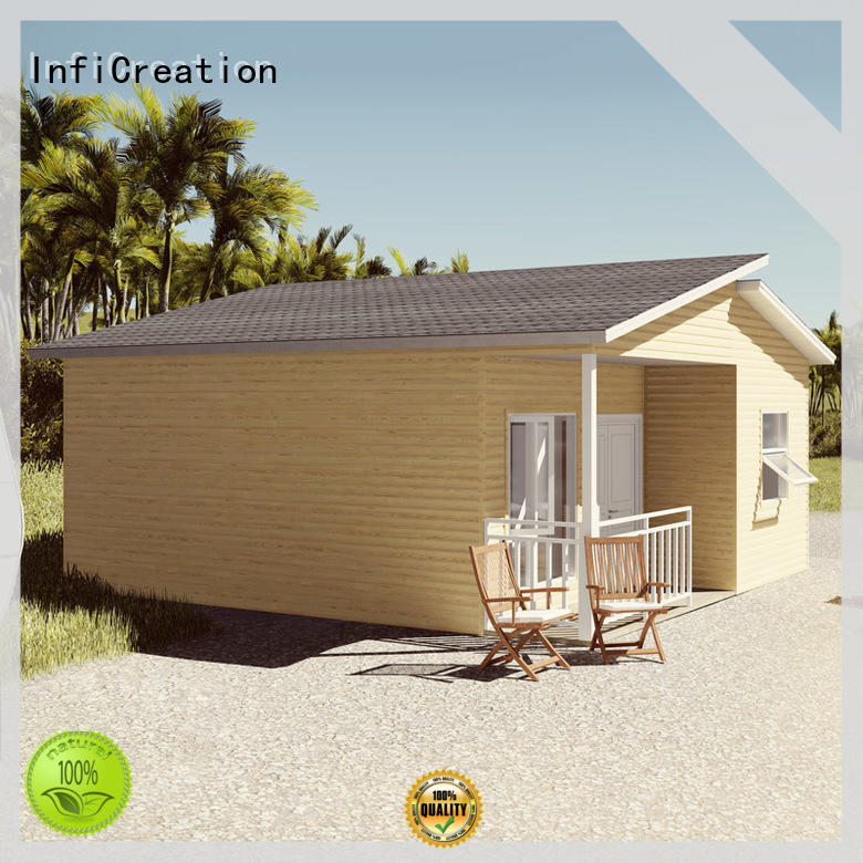 Warm Comfortable Portable Luxury Prefabricated Container House