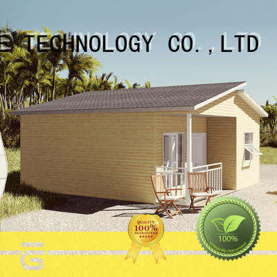 InfiCreation beautiful pre built houses custom for accommodation
