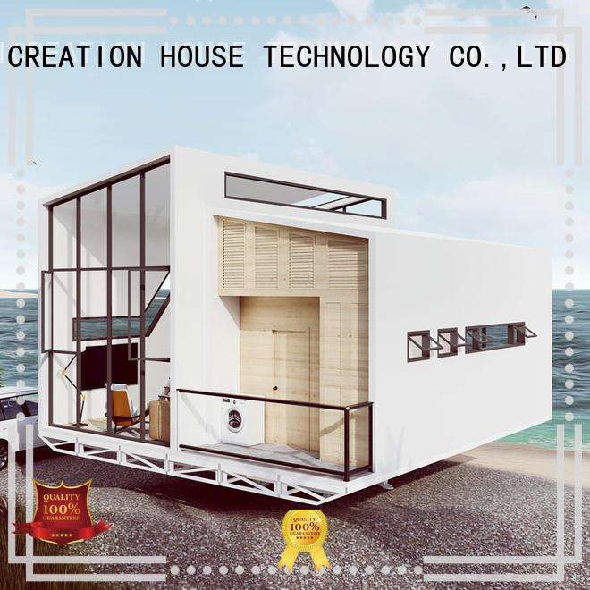 economical modular villas custom for accommodation