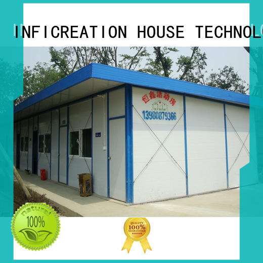InfiCreation site accommodation supplier for accommodation