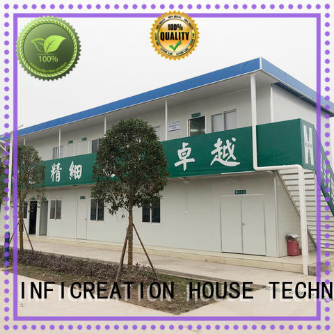 InfiCreation freight container homes directly sale for office