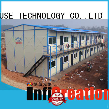 InfiCreation cost-effective site cabins supplier for shop