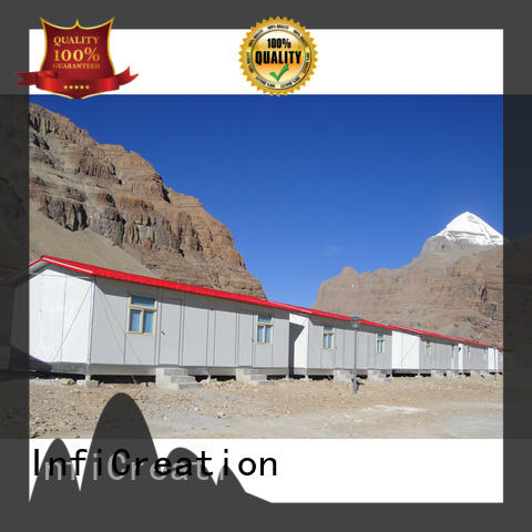 InfiCreation cost-effective site accommodation supplier for bedroom