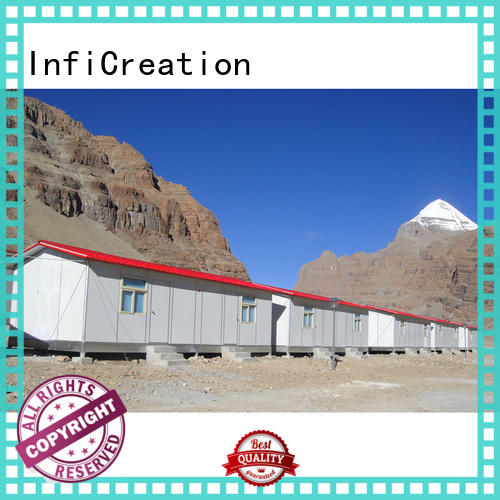 InfiCreation competitive price temporary site accommodation wholesale for accommodation