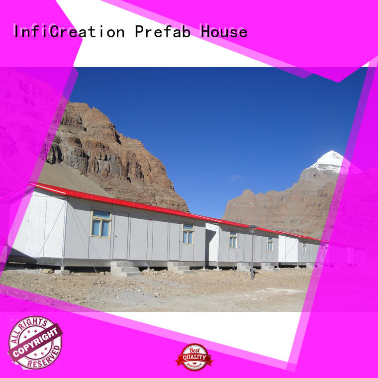 InfiCreation factory direct construction site accommodation manufacturer for office