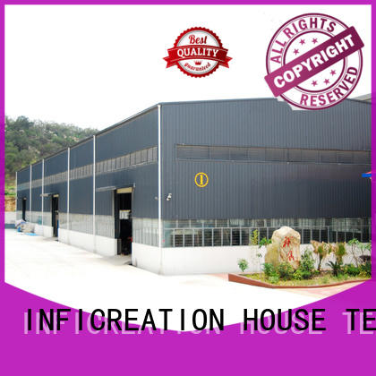 durable prefabricated warehouse manufacturer for company