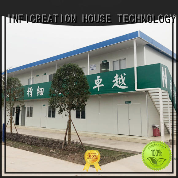 InfiCreation cargo container homes factory price for accommodation