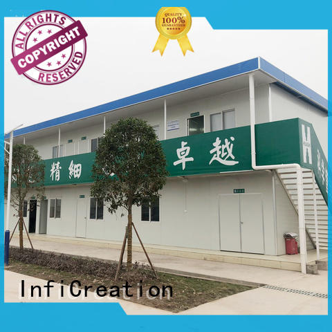 InfiCreation storage container homes directly sale for office