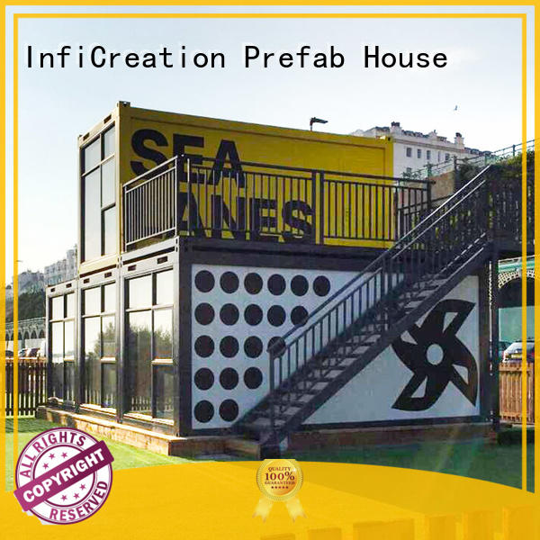 Prefab Modular Container House-CHE