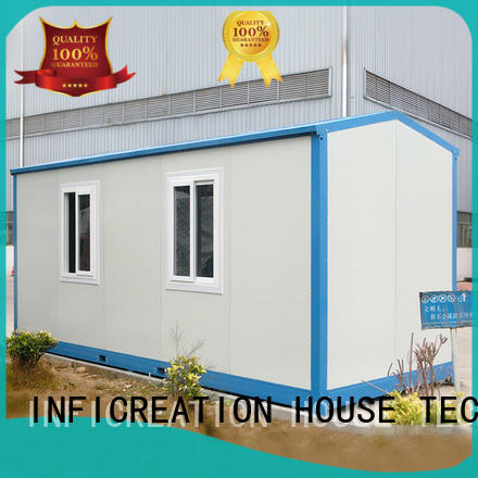 InfiCreation modular container homes manufacturer for office