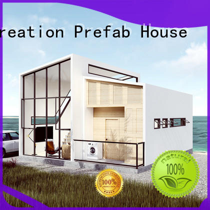 mobile luxury prefabricated homes custom for resorts