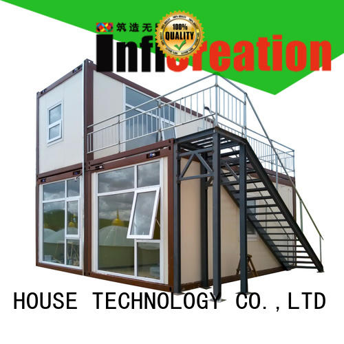 steel container box homes manufacturer for toilet