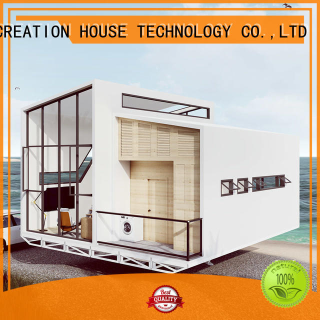 economical pre built homes custom for resorts