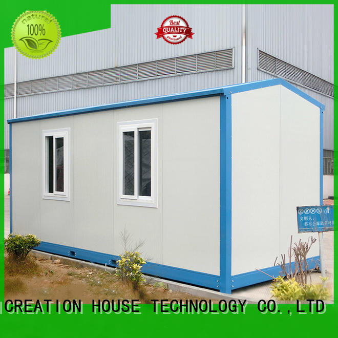 InfiCreation modern container house design factory price for carport