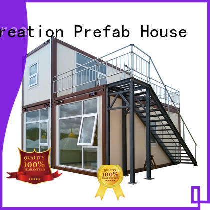 InfiCreation cargo container house supplier for accommodation